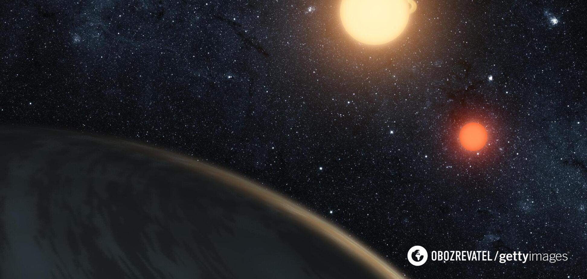 В космосе нашли 'Пи-планету', похожую на Землю