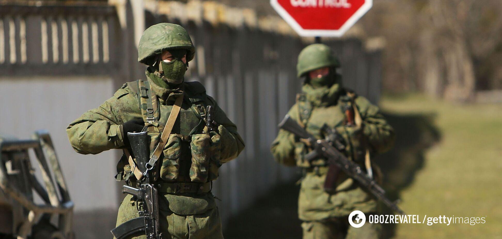 Названы имена военных РФ, причастных к захвату Крыма. Фото