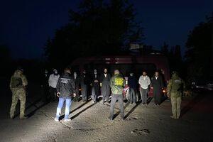 Прикордонники затримали хасидів-нелегалів на Одещині