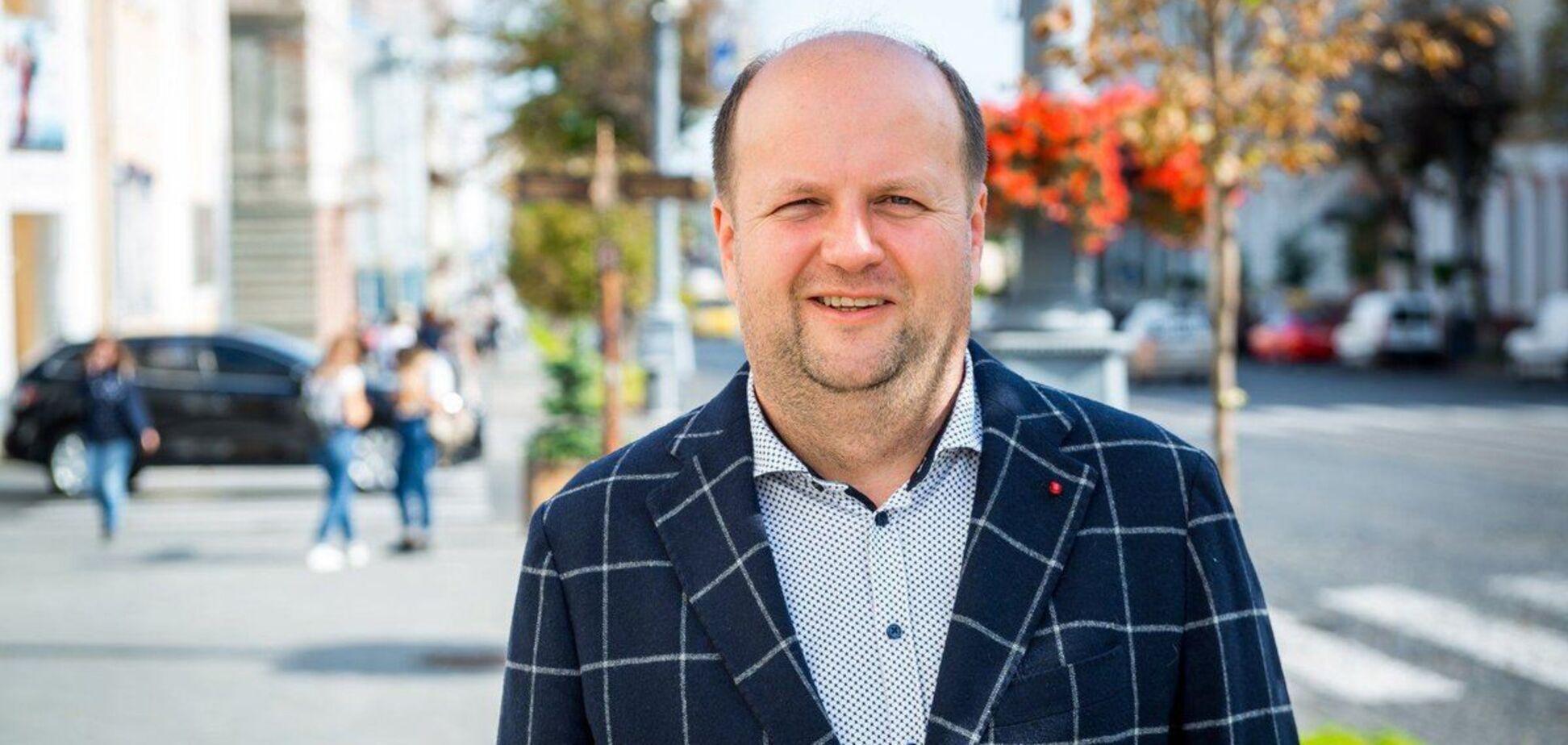 Лідер гурту 'ТІК' Віктор Бронюк зібрався в політику