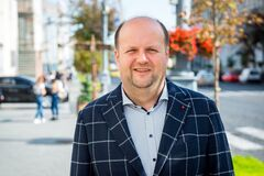 Лидер группы 'ТИК' Виктор Бронюк собрался в политику