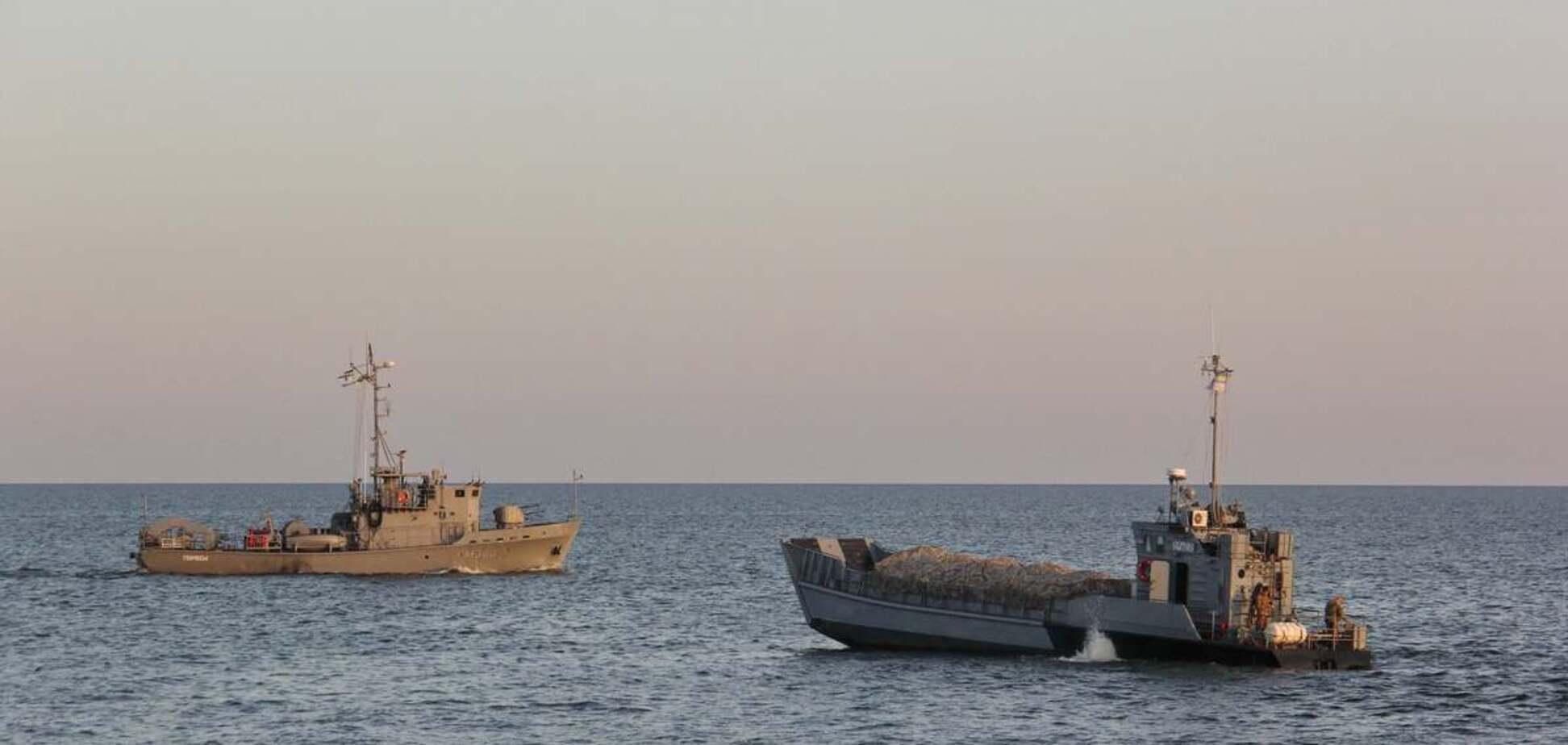 Росія закрила кораблям море біля Криму через навчання ЗСУ і НАТО