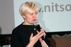 Ницой устроила языковой скандал в супермаркете Киева и угрожала полицией
