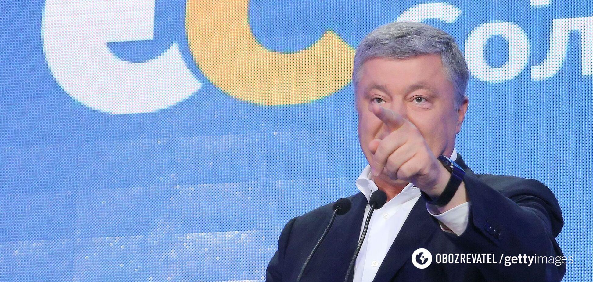Порошенко рассказал об инициативе компенсации штрафов для военных
