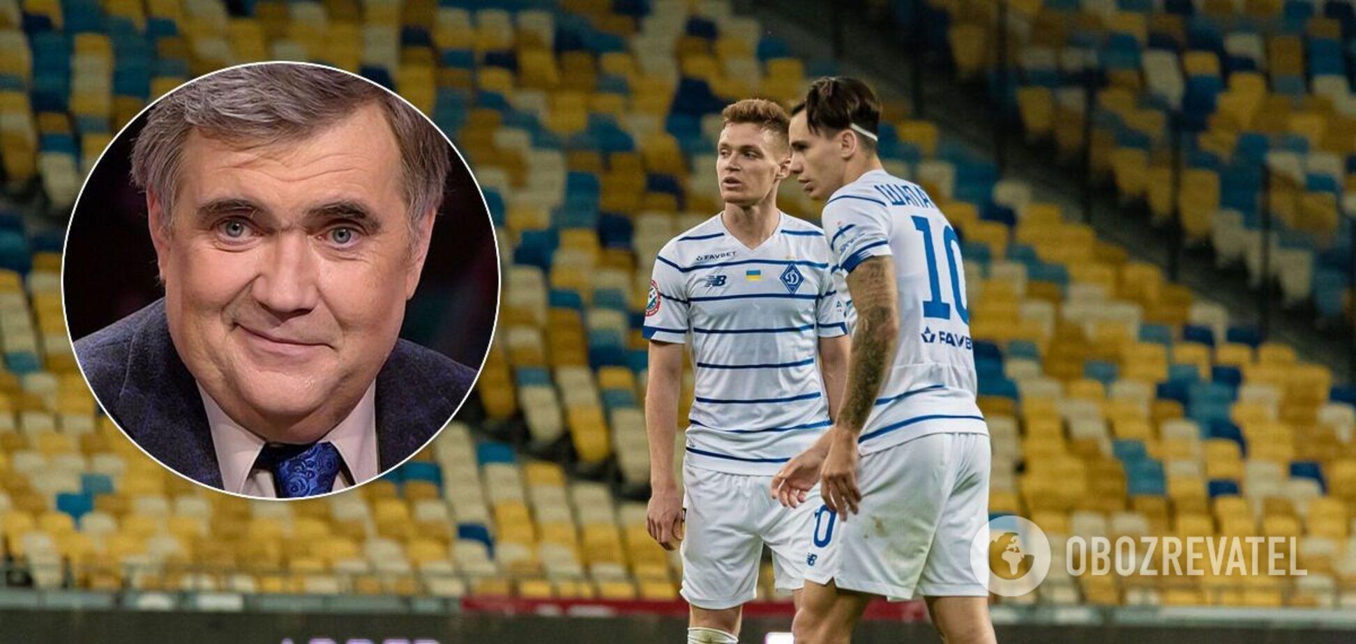 Юрій Розанов зробив прогноз на матчу 'Гент' - 'Динамо'