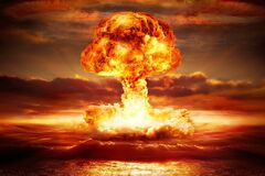 В мире взорвали почти 2500 ядерных бомб