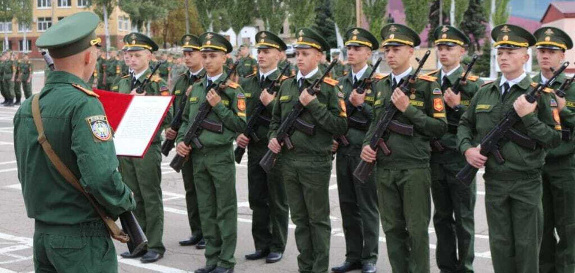 У ЗСУ показали курсантів-зрадників з 'ДНР'. Фото