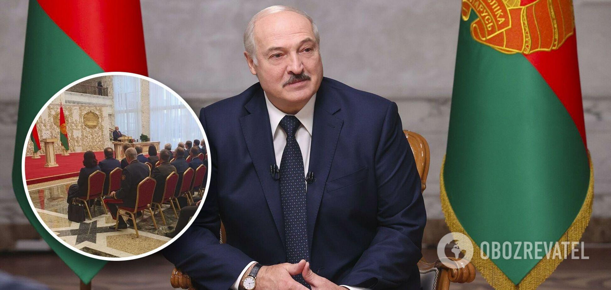 Лукашенко таємно вступив на посаду президента. Реакція світу і подробиці