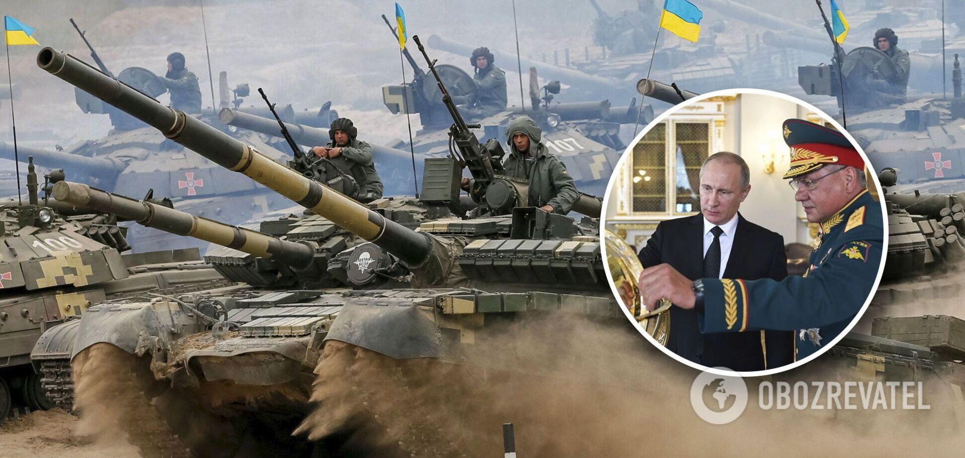 Офіцер ВМС США: Росія не втомилася від війни на Донбасі, але Кремль можна зупинити