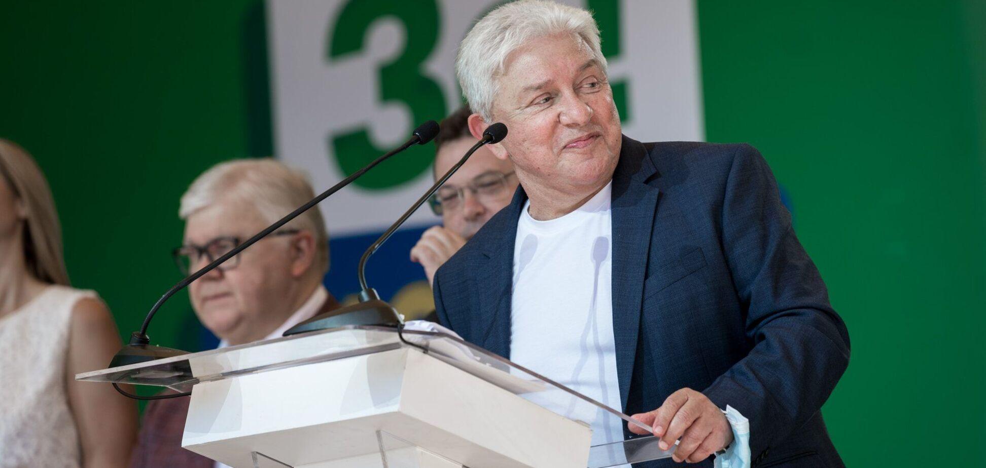 Олег Філімонов сказав, хто увійшов в його команду