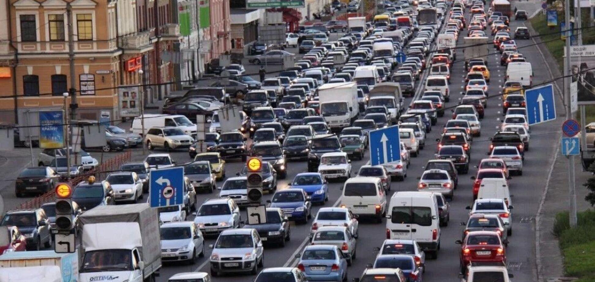Як розвантажити Київ від заторів: простий спосіб