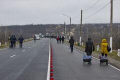 Мирні жителі Донбасу. Ілюстрація