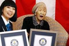 Канэ Танака – самая старая женщина мира