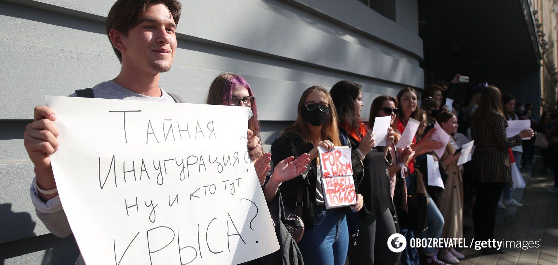 Беларусов позвали на новые протесты