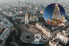 Организаторы показали, какой будет главная елка Украины
