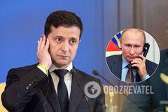 Зеленский – о Путине: хотел бы большей эффективности от общения