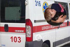 Мальчика госпитализировали с сотрясением мозга