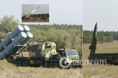 Применение украинских ракетных комплексов на учениях