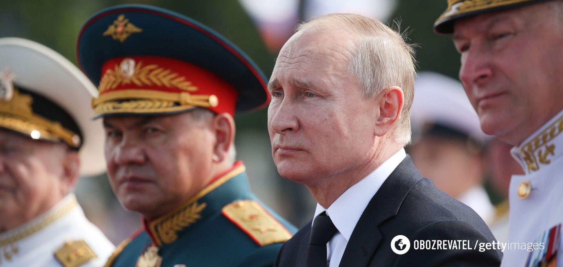 Офіцер ВМС США пояснив, чому Росія не втомилася від війни