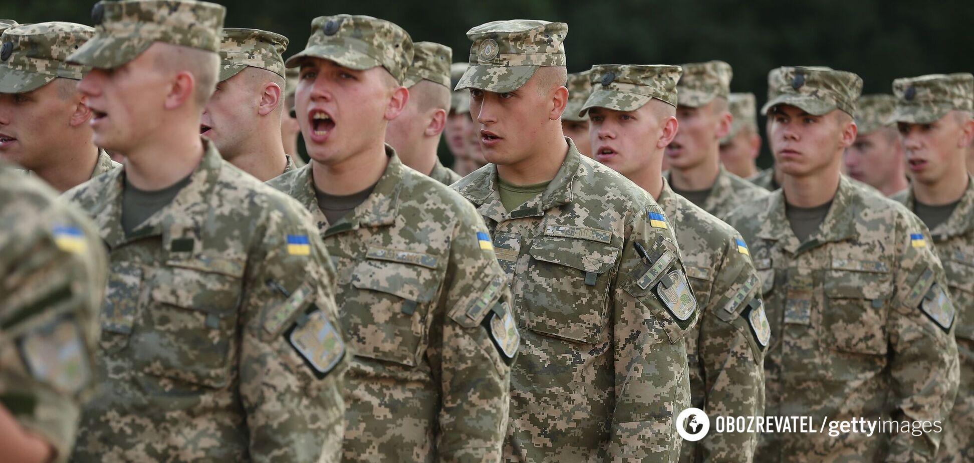 Осенний призыв-2020: Кабмин утвердил количество срочных военных