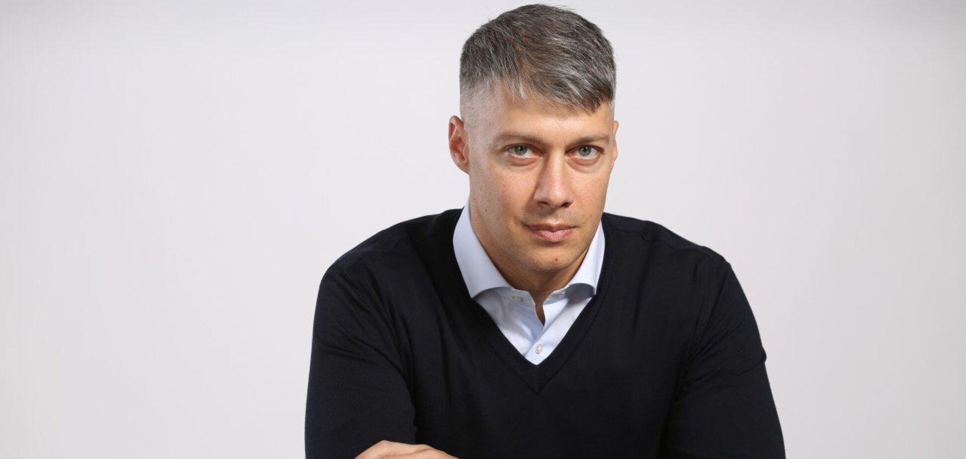 От ОПЗЖ в мэры Николаева идет Артем Ильюк