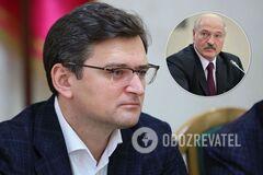 Кулеба отреагировал на 'инаугурацию' Лукашенко
