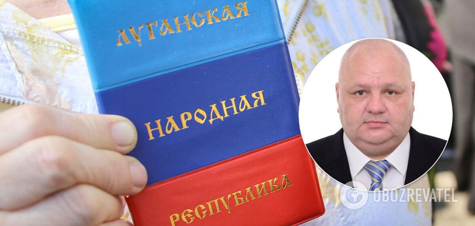 На Донбасі помер терорист Віталій Ігнатов