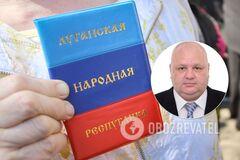 На Донбассе умер террорист Виталий Игнатов