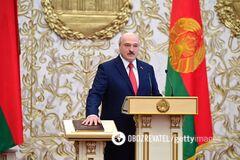 В Минюсте считают, что инаугурация Лукашенко была 'законной'