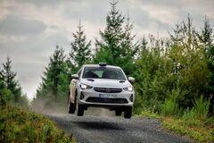Компания Opel презентовала гоночную версию Corsa