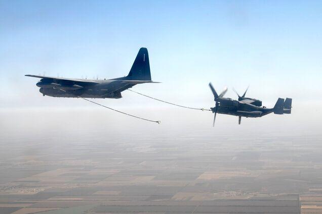 Тяжелая авиация США пролетела над Киевом