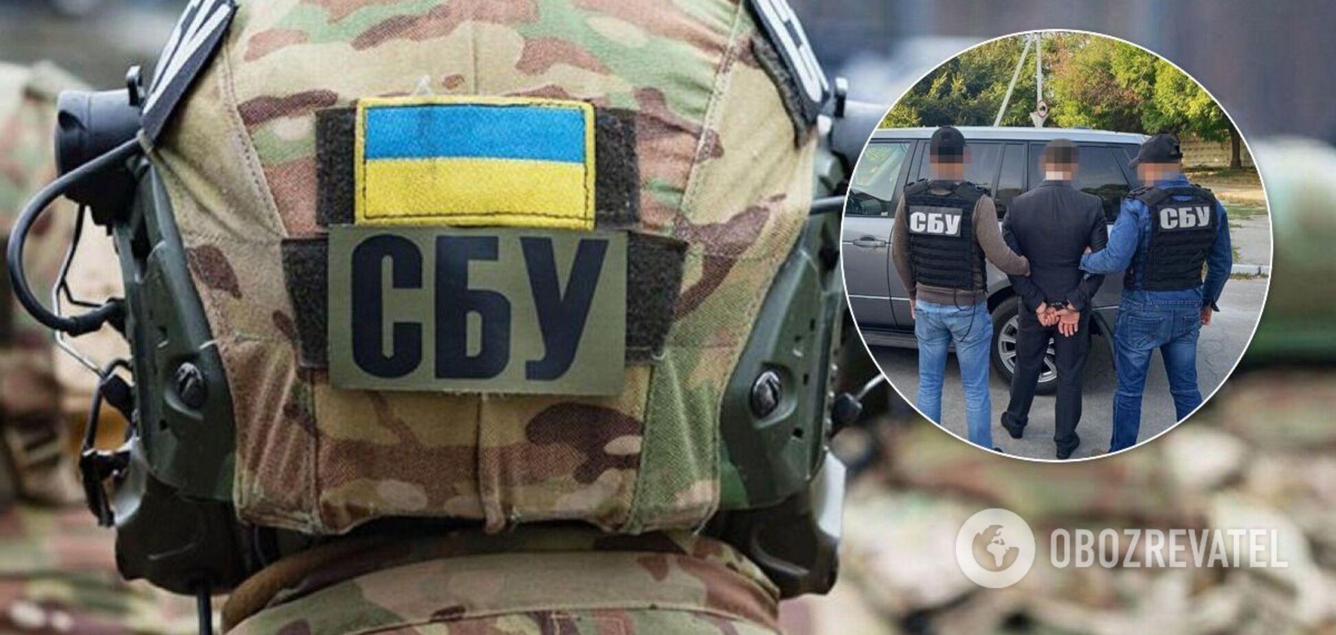 СБУ затримала на Кіровоградщині депутата і його помічника