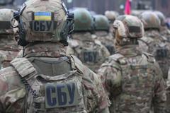 СБУ показала кадры громких задержаний