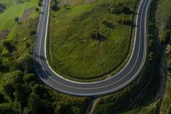 На Закарпатье к визиту президента ремонтируют важнейшие дороги