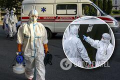 Глава Союза парамедиков: врачи в Украине начнут массово увольняться, а смертность из-за коронавируса возрастет