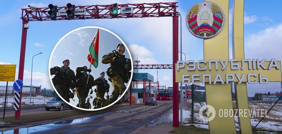 Украина должна срочно укрепить северную границу с Беларусью