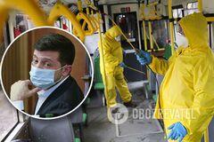 Президент нагадав про три тисячі хворих щодня
