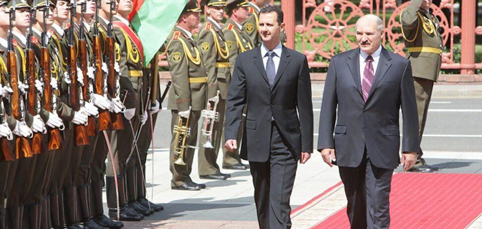 Лукашенко може стати другим Асадом