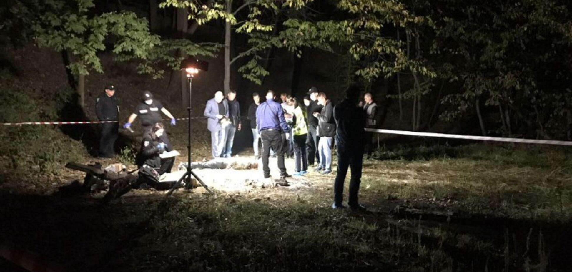 На Лисій горі в Києві знайшли тіло чоловіка