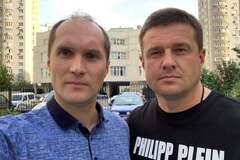 Для Василия Бурбы на данный момент дать интервью не представляется возможным. Фото: Facebook Юрия Бутусова
