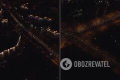 Протест автомобилистов в Минске