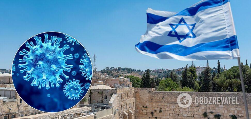 Коронавірус в Ізраїлі