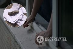 Рядом с телом выпавшей из окна девочки в Кривом Роге найдены странные детали