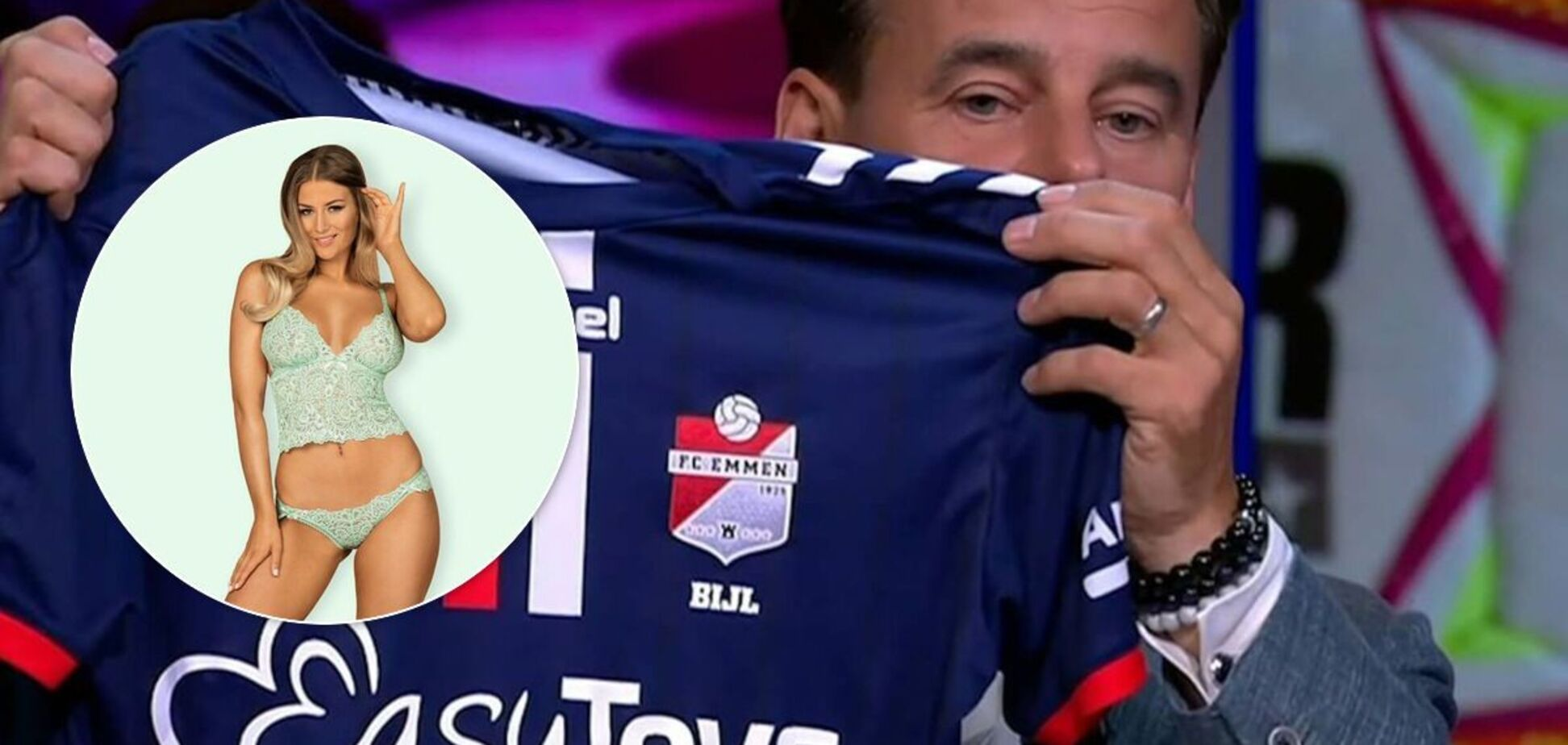 Секс-шоп став спонсором футбольного клубу в Нідерландах. Фотофакт