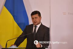Зеленский заверил, что Украина не поддается на шантаж РФ в ТКГ
