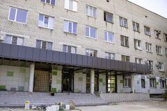 В Днепре продолжается капитальный ремонт в центре первичной медико-санитарной помощи №8