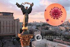COVID-19 в Киеве заболели еще более 300 человек