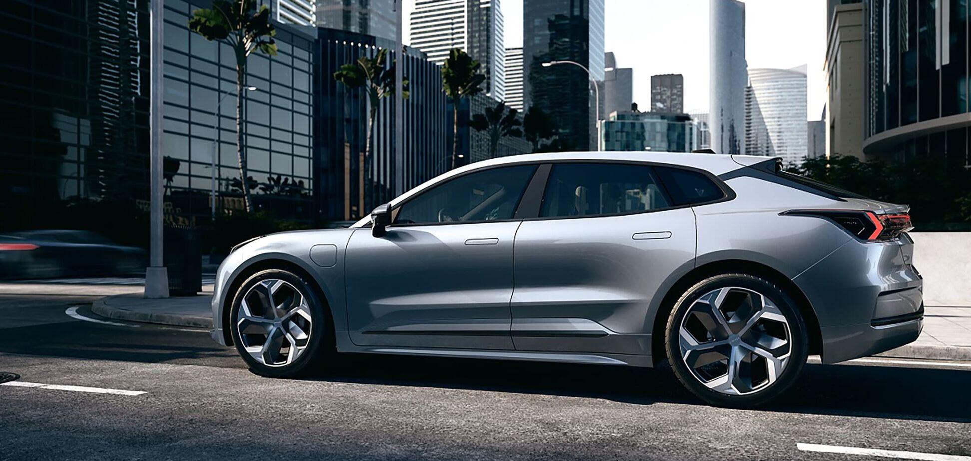 Geely випустила електромобіль в стилі Porsche із запасом ходу 700 км