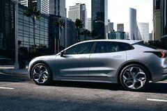 Geely выпустила электромобиль в стиле Porsche с запасом хода 700 км