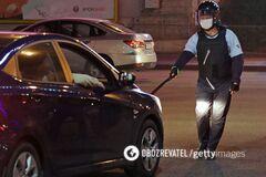 Силовики задерживали водителей в Минске